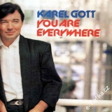 LP Karel Gott / You are everywhere, 1987