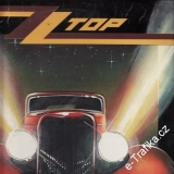 LP ZZ Top, Eliminátor, 1986