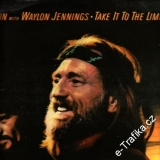 LP Willie Nelson with Waylon Jennings, Take it to the limit / 1985