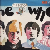 LP The Who, The Best Of, 1985