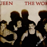 LP Queen, The Works, 1984 EMI