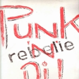 LP Rebelie - Punk´n´Oi!, 1990 Monitor