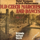 LP Old Czech Marches And Dances Vol. 2, Vejvoda, Vačkář, Vacek a.o. 1988
