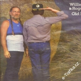 LP Willie Nelson a Roger Miller, Old Friends, 1982, CBS