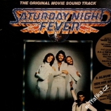 LP 2album Saturday Night Fever, Bee Gees, 1977 RSO Records