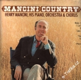 LP Mancini Country, Henry Mancini, piáno, orchestr, sbor, 1970, Opus