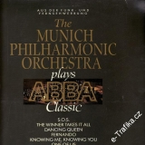 LP The Munich Philharmonic Orchestra plays ABBA Classic, 1991, 9031-75162-1