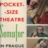 LP Pocket Size Theatre Semafor in Prague, 1963, A 2579