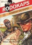 Rodokaps, Řeka diamantů / Edgar Wallace, 1991