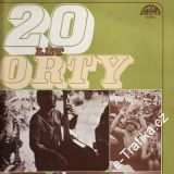 LP 20 let Porty - 1967 - 1985 - 2album Porta