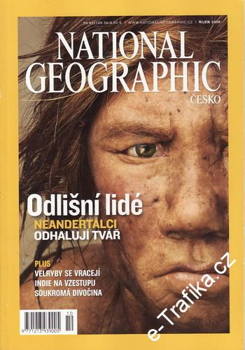 2008/10 National Geographic