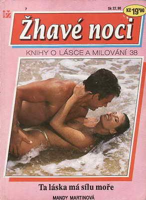 Ta láska má sílu moře / Mandy Martinová / 1993