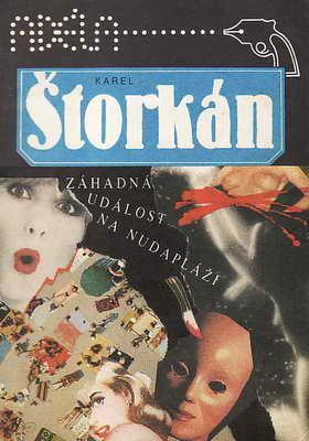 Záhadná událost na nudapláži / Karel Štorkán, 1991