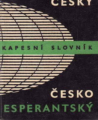 Esperantsko - Český, Česko - Esperantský kapesní slovník / R.Hromada, 1969