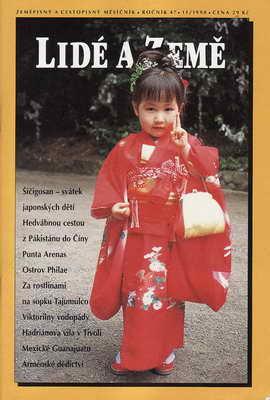 1998/11 Lidé a Země