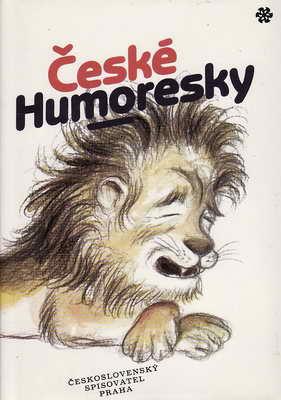 České humoresky / usp. J. Janáčková, il. Cyril Bouda, 1983