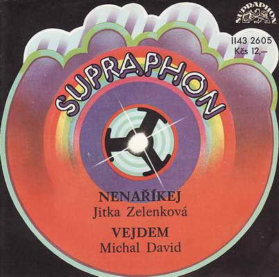 SP Jitka Zelenková, Michal David, 1982