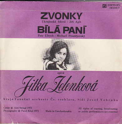SP Jitka Zelenková, 1970