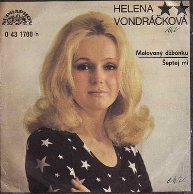SP Helena Vondráčková, 1974