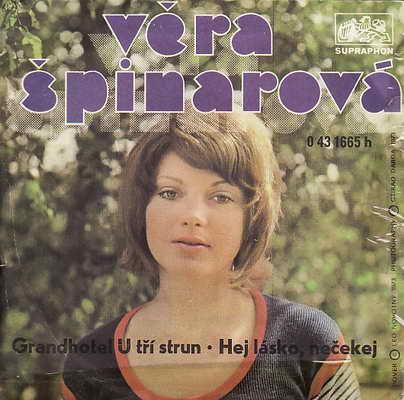 SP Věra Špinarová, 1974