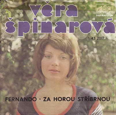 SP Věra Špinarová, Fernando, 1976
