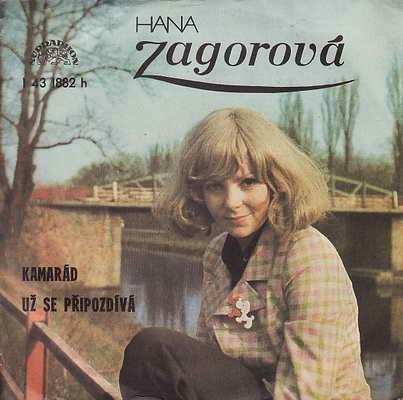 SP Hana Zagorová, 1975, Kamarád