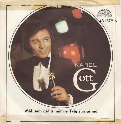 SP Karel Gott, 1975 Tvůj stín se má