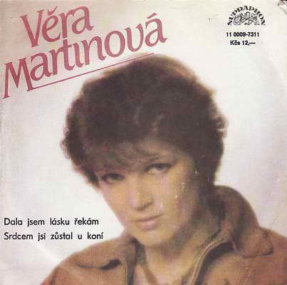 SP Věra Martinová, 1987
