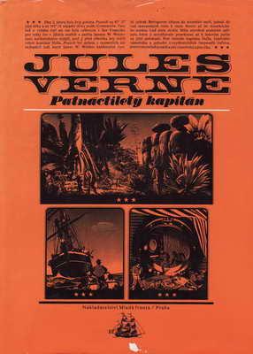 Patnáctiletý kapitán / Jules Verne, 1973