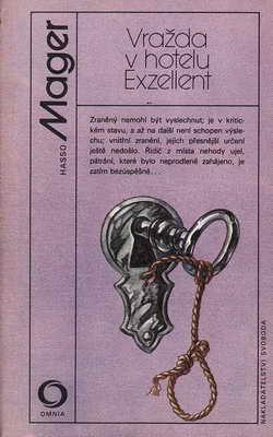 Vražda v hotelu Exzellent / Hasso Mager, 1986
