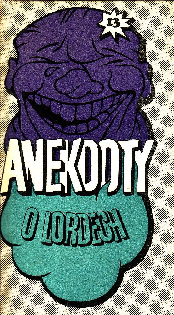 Anekdoty o lordech - 13