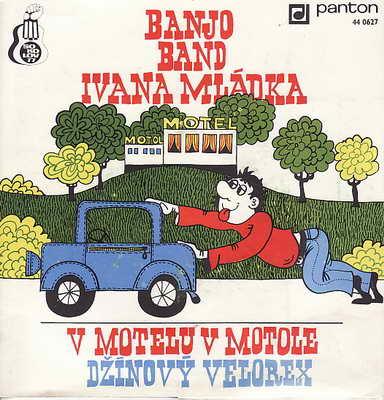SP Banjo Band Ivan Mládek, 1977