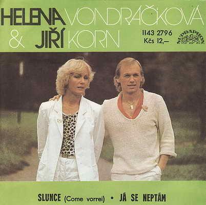 SP Helena Vondráčková, Jiří Korn, 1982