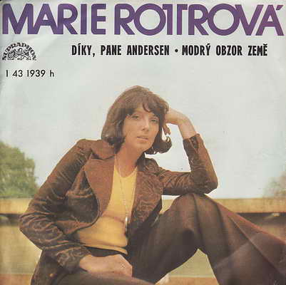 SP Marie Rottrová, 1976