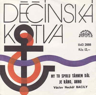 SP Děčínská Kotva, Václav Neckář, 1979