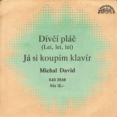 SP Michal David,1982