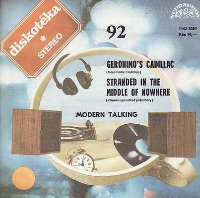 SP Modern Talking, 1987