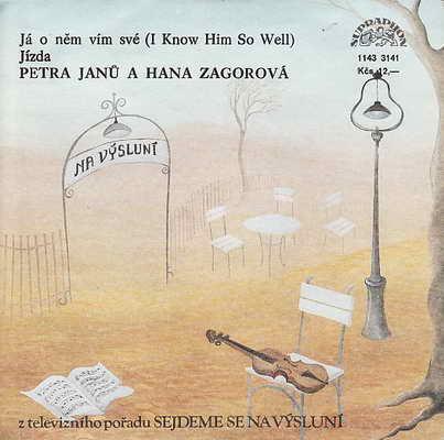 SP Petra Janů, Hana Zagorová, 1984