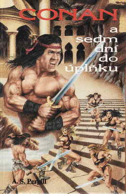 Conan a sedm dní do úplňku / A.S.Pergill, 1993