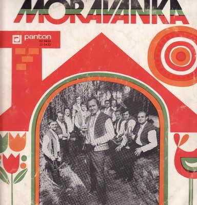 EP Moravanka / Jiří Slabák, 1974
