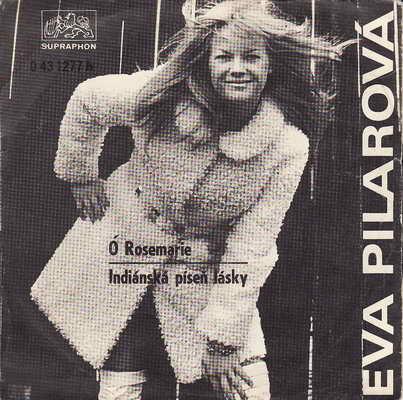 SP Eva Pilarová, 1972