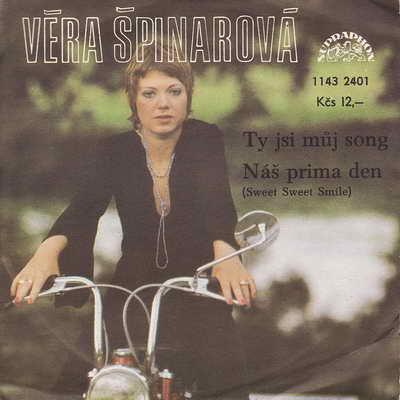 SP Věra Špinarová, 1980