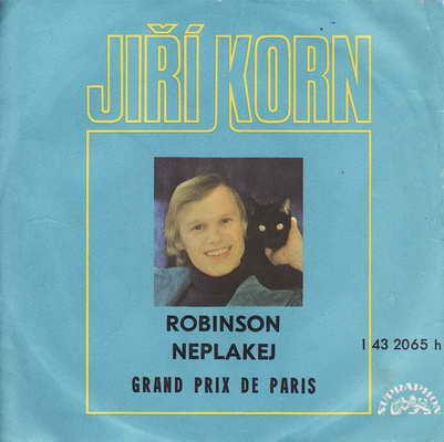 SP Jiří Korn, 1977, Robinson