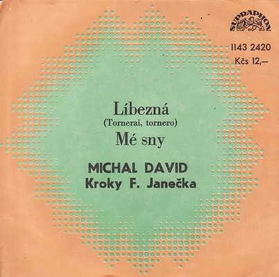 SP Michal David, Kroky, 1980