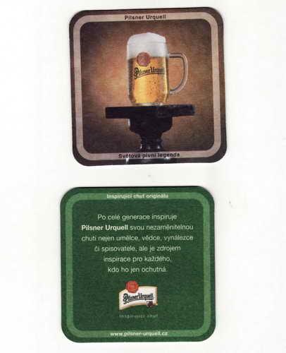*Pilsner Urguell. Světová pivní legenda