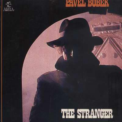 LP The Stranger, Pavel Bobek, 1982