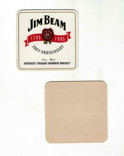 *Jim Beam 1795 - 1995 200th anniversary