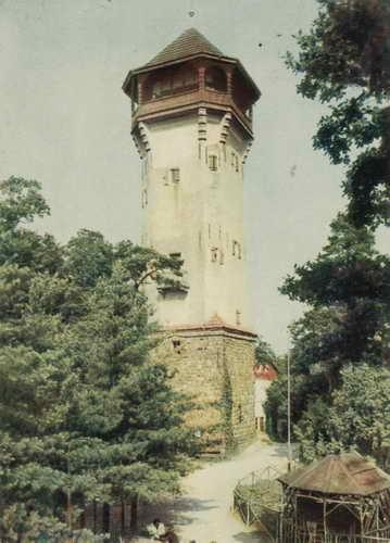 Pohlednice, Karlovy Vary, 1960