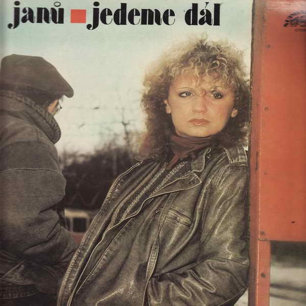 LP Petra Janů / Jedeme dál, 1985