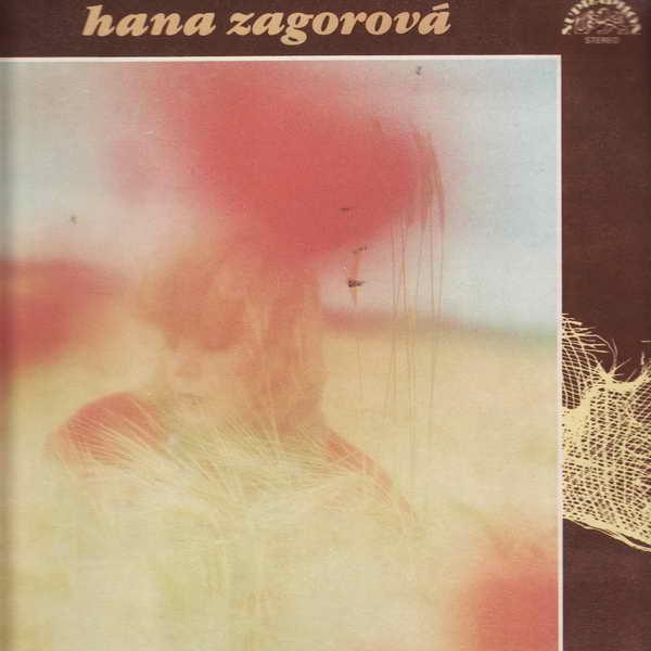 LP Sítě kroků tvých / Hana Zagorová, 1985